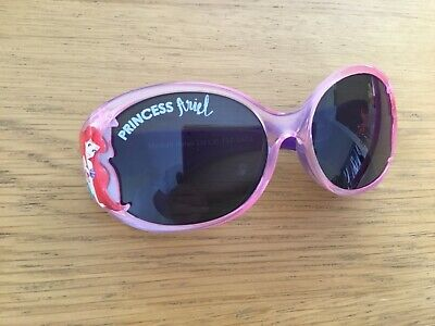 Disney Girls Sunglasses - Ariel The Little Mermaid - Worn Once