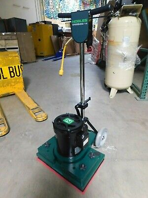 Tennant 1071994 1.5 HP 1740 RPM 120VAC 20 In Machine Size Orbital Floor Scrubber