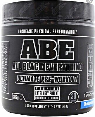 Applied Nutrition ABE - All Black Everything, 315g Tropical 30 servings