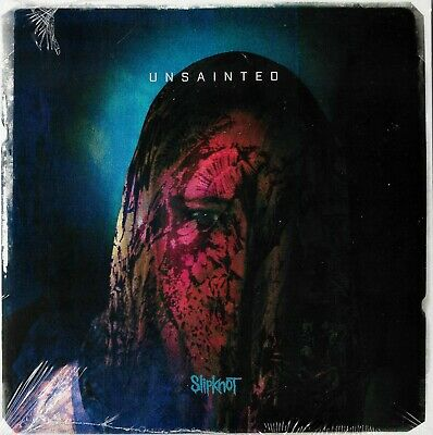 SLIPKNOT *Unsainted* Metal CD Single 2019 We Are Not Your Kind WANYK NEW!! RARE