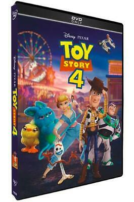 Toy Story 4 (DVD, 2019) Brand NEW Free shipping