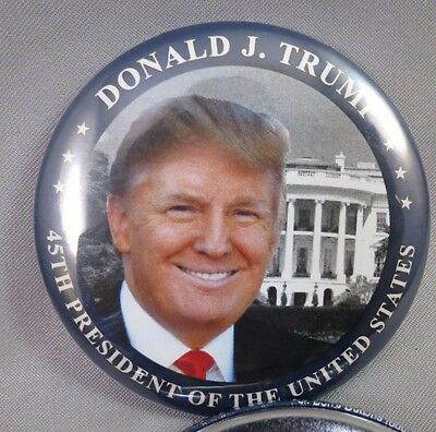 Wholesale Lot Of 22 Trump 45Th President White House  Buttons 45 Usa Donald 2020