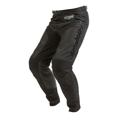Fasthouse Grindhouse Mens Pants Moto - Solid Black All Sizes