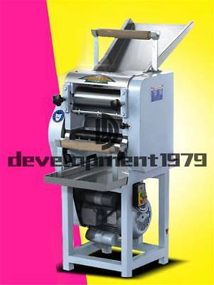 220v Stainless Steel Commercial Electric 230mm Pasta Press Maker Noodle Machine