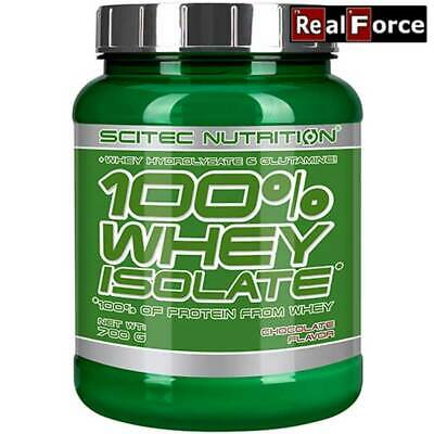 SCITEC WHEY ISOLATE 700gr / 2 Kg