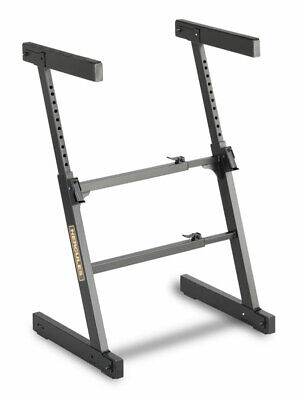 Hercules KS400B Adjustable Z-frame Keyboard Stand (NEW)