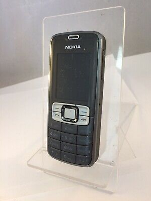 Cracked Nokia 3109c O2 Brown And Sliver Mobile Phone