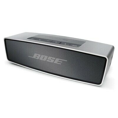 Bose SoundLink Mini II Wireless Portable Speaker
