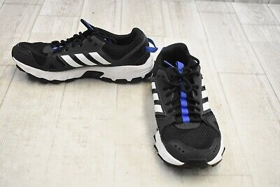 Adidas Rockadia Trail Running Shoes - Men's Size 7.5 - Black