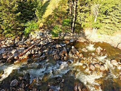Wyoming Gold Mine Prime Mining Tensleep Creek Silver Placer Claim Rockhounding