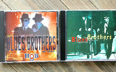 Blues Brothers - The Definitive Collection & Live from Chicago HOB (2-CDs)