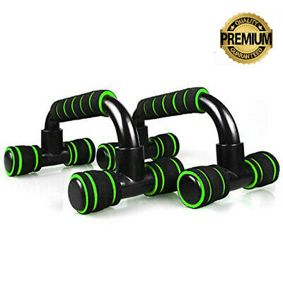 1 Pair Push Up Bars Pull Stand Handle Exercise Hand Training Pushup Chest Arms