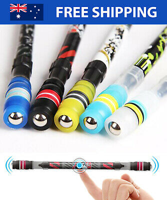 Non Slip Coated Professional Spinning Champion Competition Spinner Spin Pen