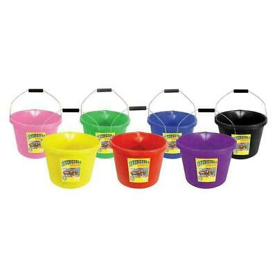 Heavy Duty Builders Plasterers Extra Strong Water Mixing Buckets Tub 15 Litre