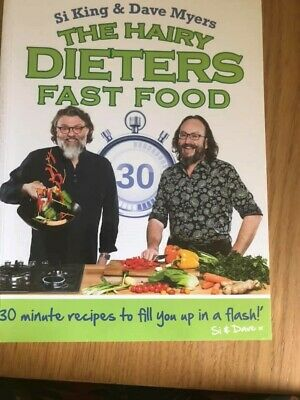 The Hairy Dieters: Fast Food (Hairy Bikers), Very Good Condition Book, Myers, Da