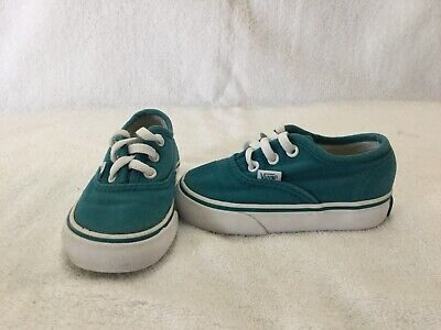 official price select for latest big collection VANS OFF THE Wall Infant/Toddler Girls/boys Dark Teal Shoes ...
