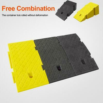 Portable Lightweight Plastic Curb Access Ramp For Car Motorcycle Wheelchair 16CM