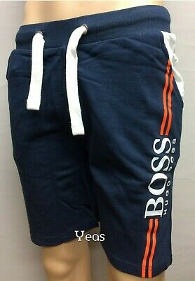 Stylist Hugo Boss Men's 100% Cotton Sweat Shorts In 5 Different Colours