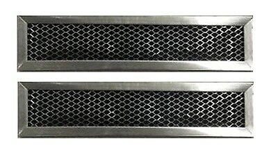 WB02X10956 WB2X10956 JX81H GE Microwave Charcoal Filter CF2963 2 Pack