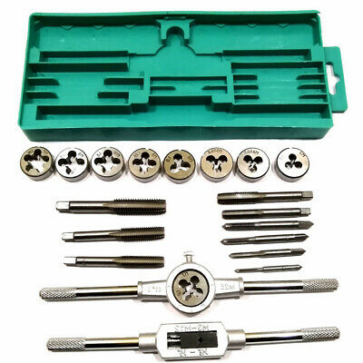 20-in-1 Alloy Steel Professional Premium Durable High Quality Tap and Die Set