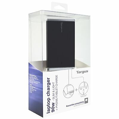 Targus APA042AU power adapter/inverter Indoor 90 W Black