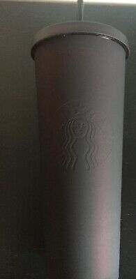 Starbucks Fall 2019 Halloween Tumbler Purple 24 oz cold cup Limited Edition