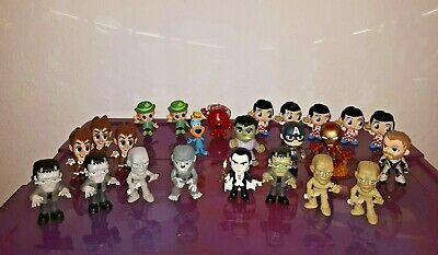 Funko Mystery Minis Avengers Endgame, Ad Icons, Universal Monsters PICK ANY 6