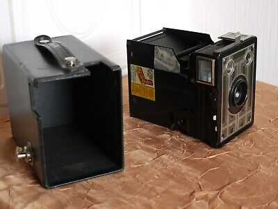 KODAK BROWNIE JUNIOR SIX-20 Box (N5747)