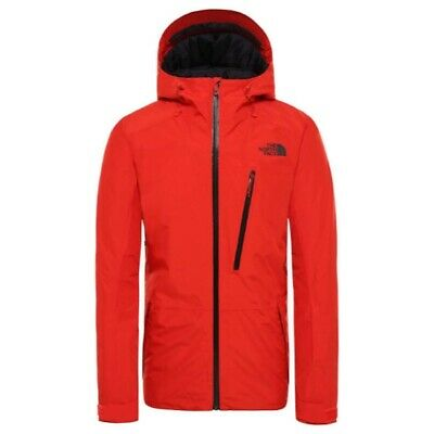The North Face Descendit Jacket FIery Red NF0A3LZL15Q1/ Ropa Nieve Hombre