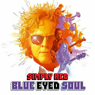 Simply Red - Blue Eyed Soul (Deluxe) [New CD]