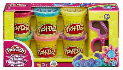 Play Doh - Sparkle Compund Collection