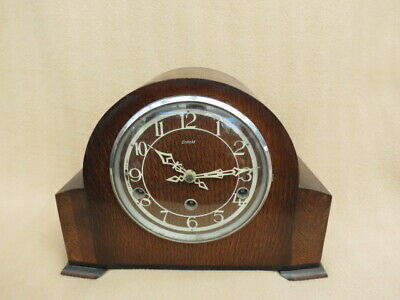 Vintage Enfield Westminster Chime Mantel Clock