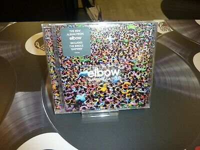 Elbow - Giants Of All Sizes Cd Mint/Sealed + Free Uk P&P