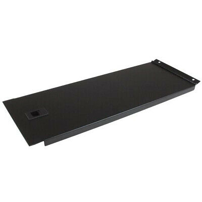 StarTech.com Solid Blank Panel with Hinge for Server Racks - 4U