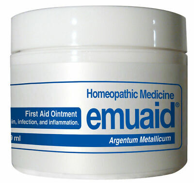 Emuaid First Aid Ointment - 2oz. Modern Homeopathic Medicine Expires 03/21