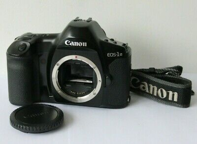 Canon EOS 1N 35mm AF SLR Film Camera Body Only Tested & Working.Free Warranty