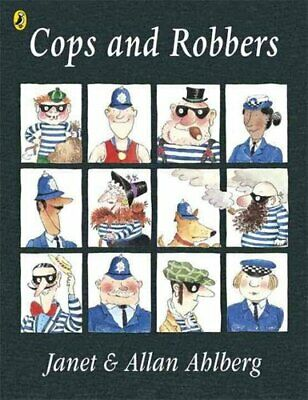 Cops and Robbers by Allan Ahlberg 9780140565843 | Brand New | Free UK Shipping