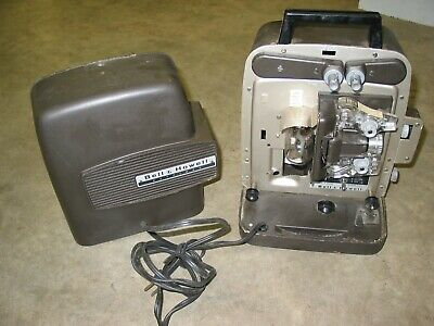 VINTAGE Bell & Howell Super 8 Auto Load Movie Projector Model 346A