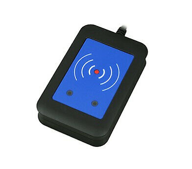 2N Telecommunications 9137424E RFID reader USB Black