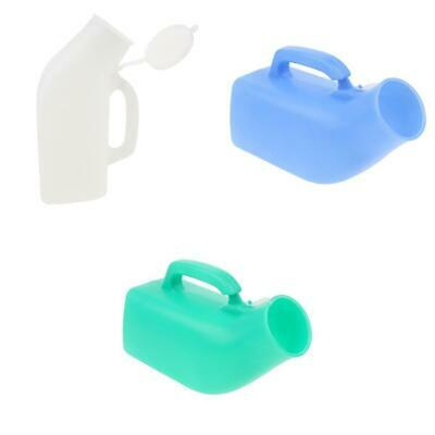 3x  Travel Men Emergency Urinal Bottle Inodoro Bolsa  Pot 1000ml