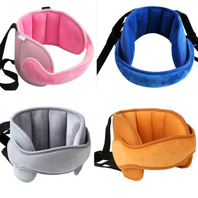 Adjustable Child Head Support for Car Seats Universal Solution for Front Facing