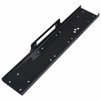 vidaXL Mounting Plate 12000lbs Universal Winch Tray Base Off Road Recovery