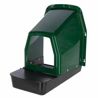 Kerbl Chicken Laying Nest with Tray 37x44x49.5cm Plastic Green Poultry Nest