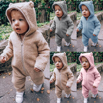 Unisex Baby Outfit Boys Girls Party Fashion Baby Outfit Outwear Winter