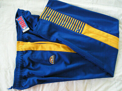 RARE~Hardwood Classics DENVER NUGGETS Basketball THROWBACK Track-jersey Pant~3XL