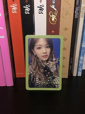 "TWICE Fancy You 7th Mini Album Official Photocard ""Jeongyeon"""