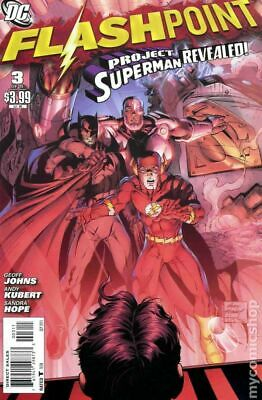 Flashpoint #3A Kubert Variant FN 2011 Stock Image