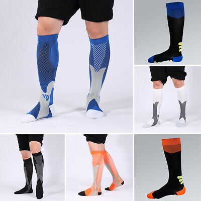 Mens Womens Bicycle Cycling Riding Socks Breathable Sports Running Footwear