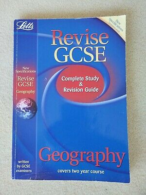 Geography, Revise GCSE, Complete Study & Revision Guide