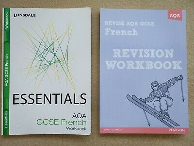 French, Revise AQA GCSE, Revision Workbook